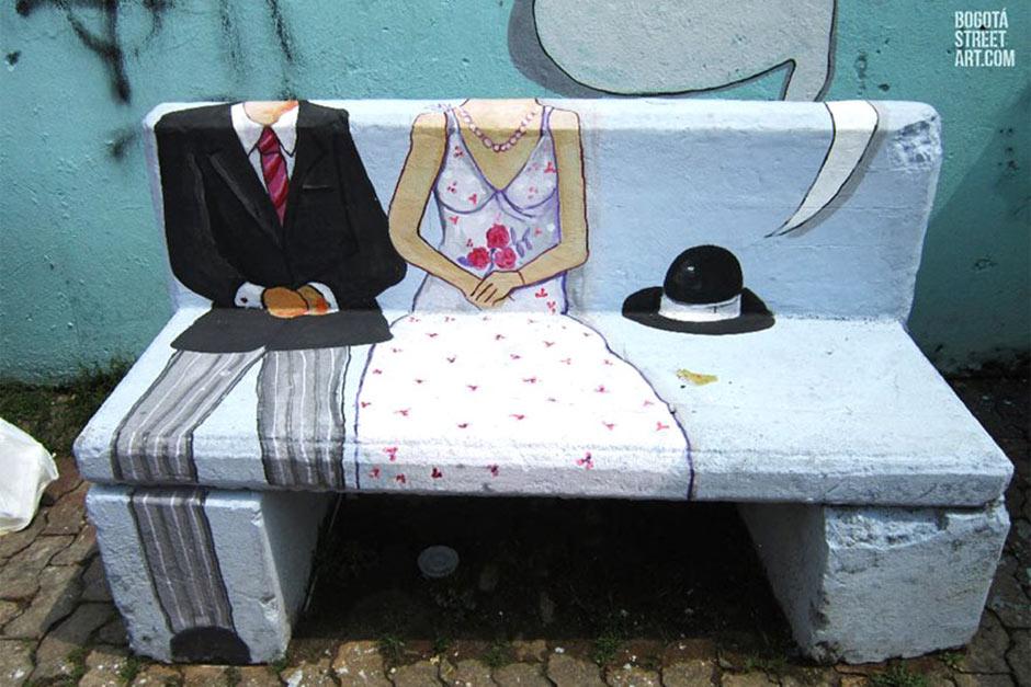Image credits: Bogota Sreet Art