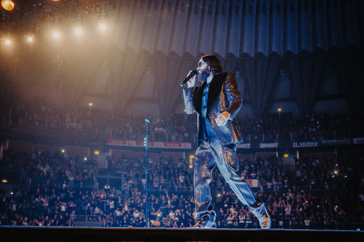 Thirty Seconds To Mars in concerto a Roma