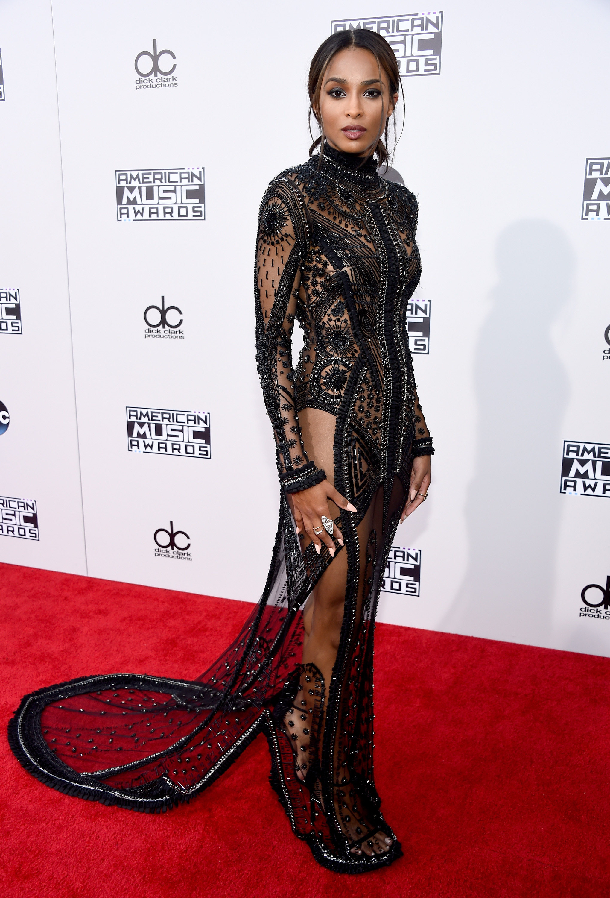 Frazer Harrison/AMA2015/Getty Images for dcp