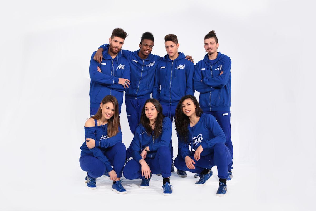 La squadra dei Blu
