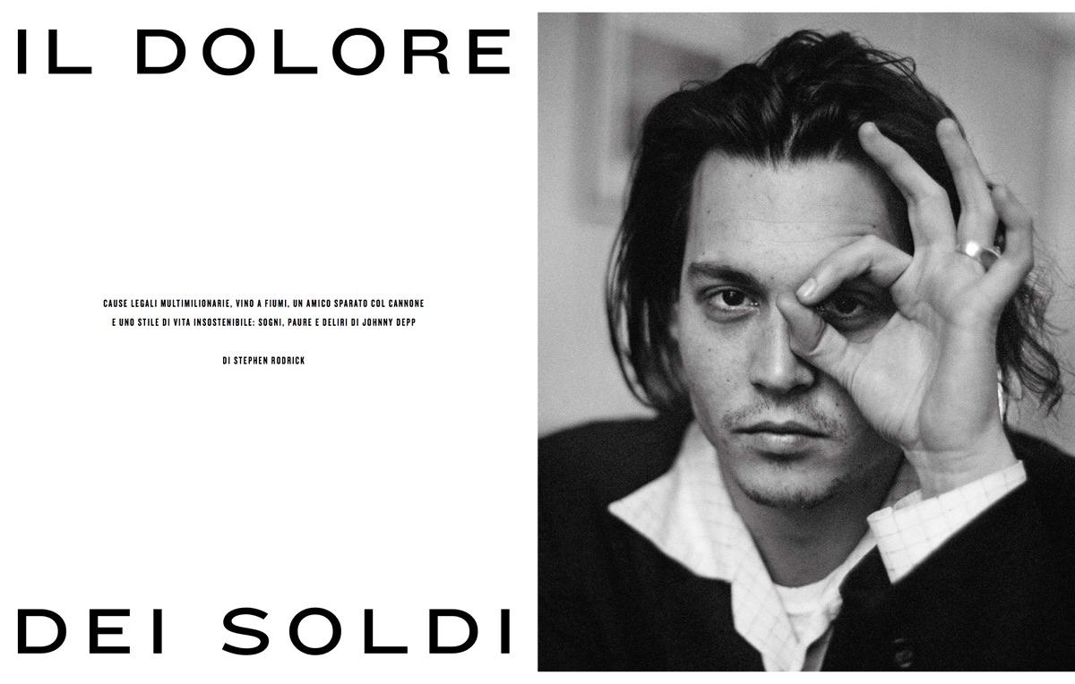 Sogni, paure e deliri di Johnny Depp