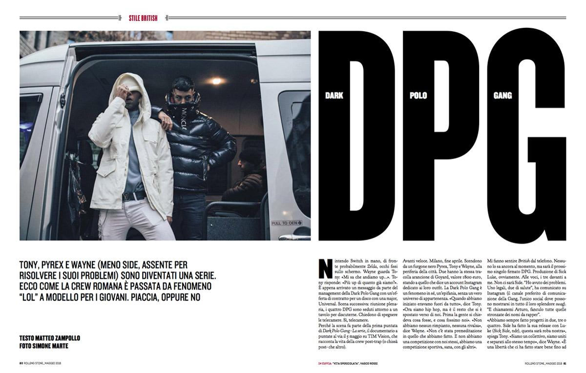 La Dark Polo Gang racconta la nuova serie che li vede protagonisti su TIM Vision