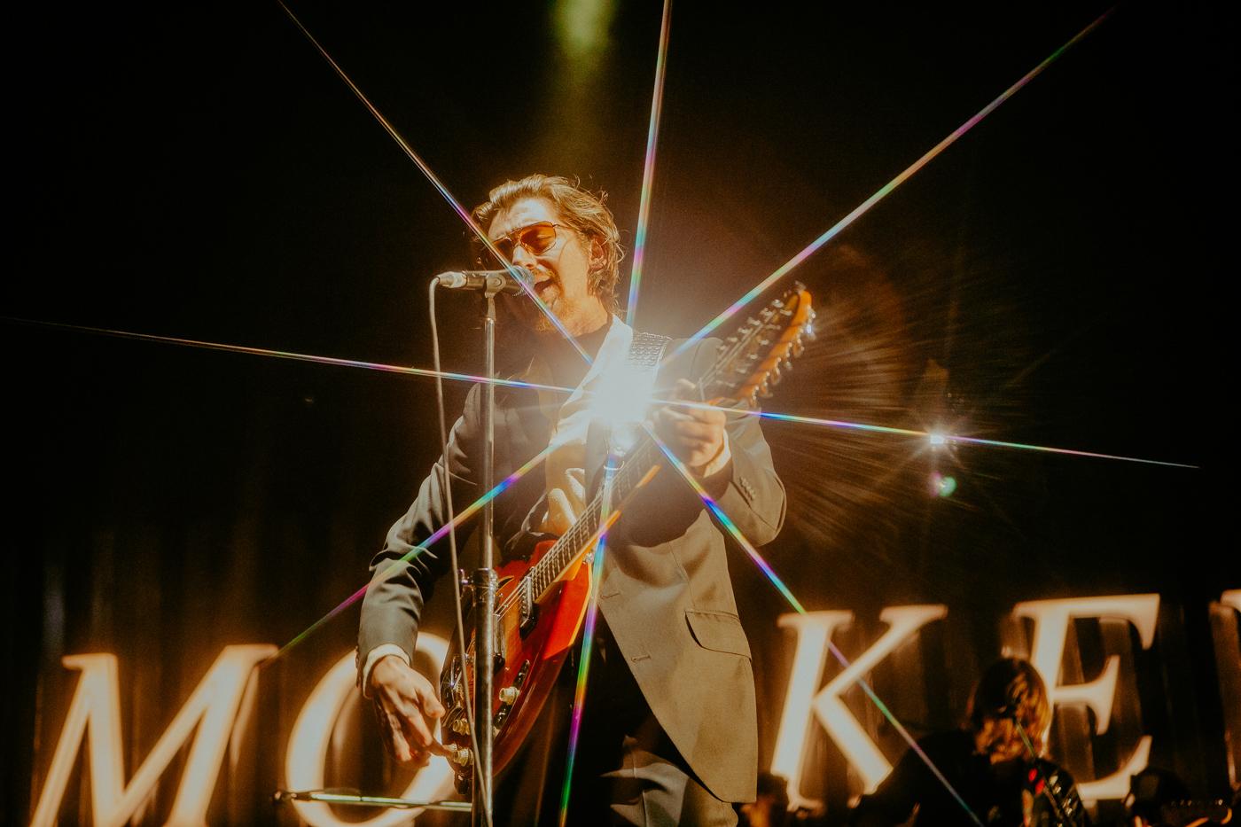 Arctic Monkeys @ Auditorium Parco della Musica, Roma