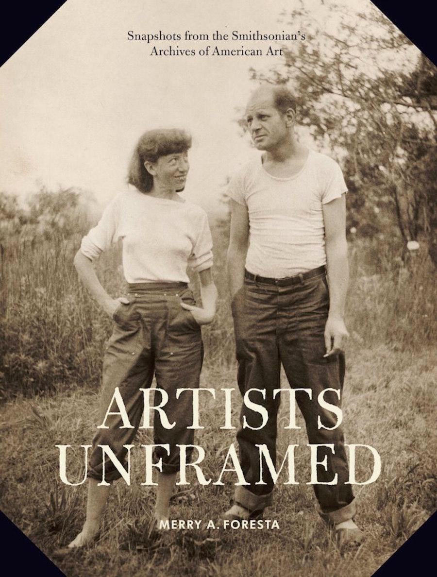 Foto via <a href='http://www.fubiz.net/2015/06/03/intimate-portraits-revealing-the-lives-of-famous-artists/' target='_blank'>Fubiz</a>