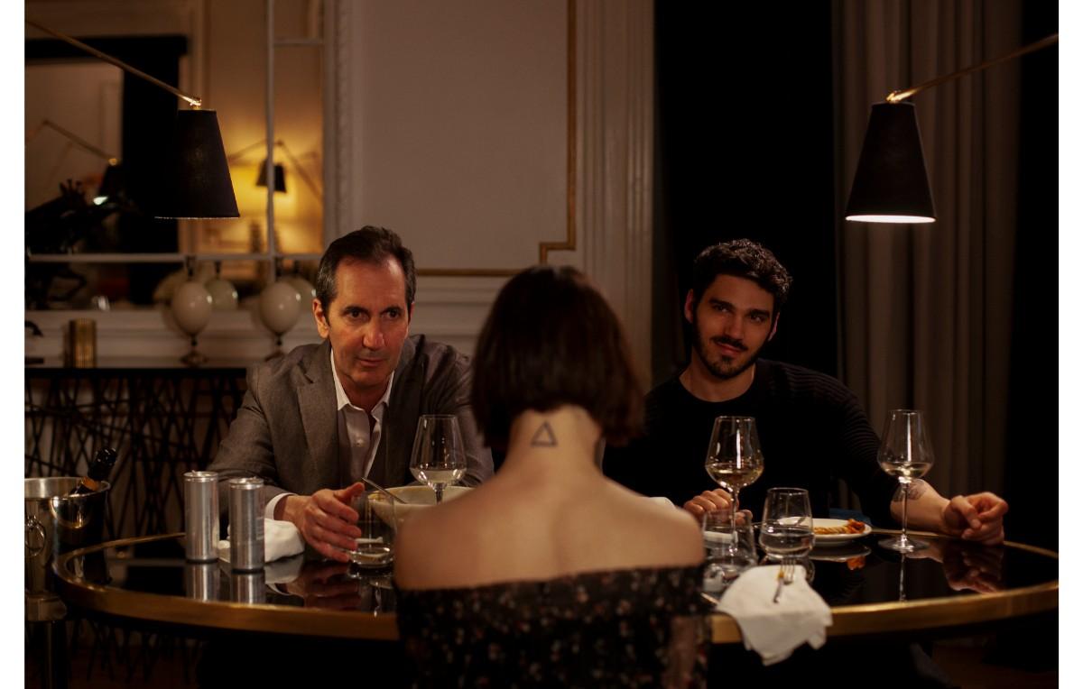 Paolo Calabresi, Giuseppe Maggio, Alice Pagani