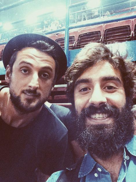 Foto di Vittorio Bonaffini e Federico Fornasari