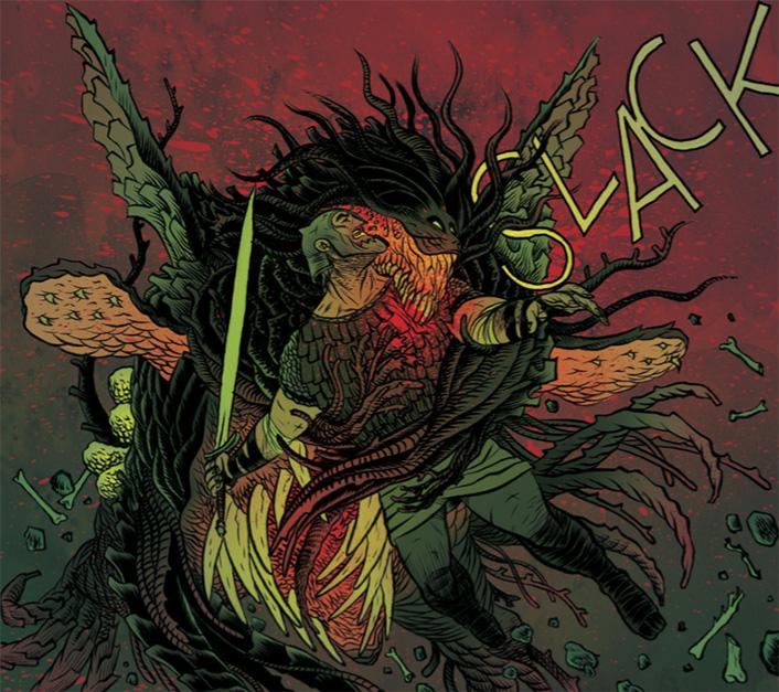 """""""Beowulf"""" sarà disponibile dal 2 Aprile. In esclusiva per Rolling Stone alcune tavole"""