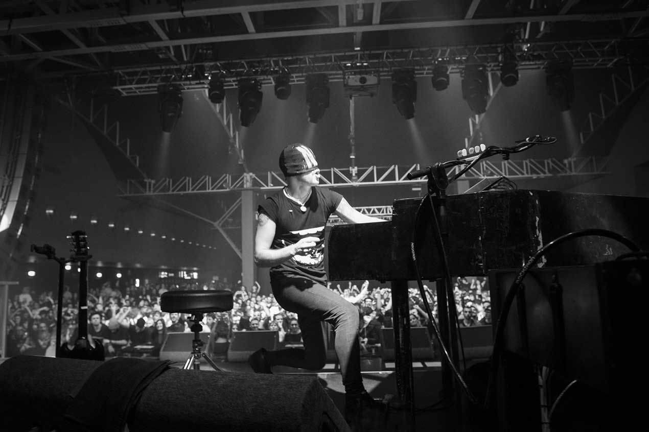 The Bloody Beetroots Tour  Italia
