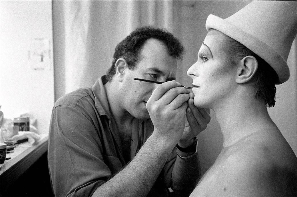 Foto Duffy © Duffy Archive, tratta dal libro Bowie by Duffy, edito in Italia da LullaBit