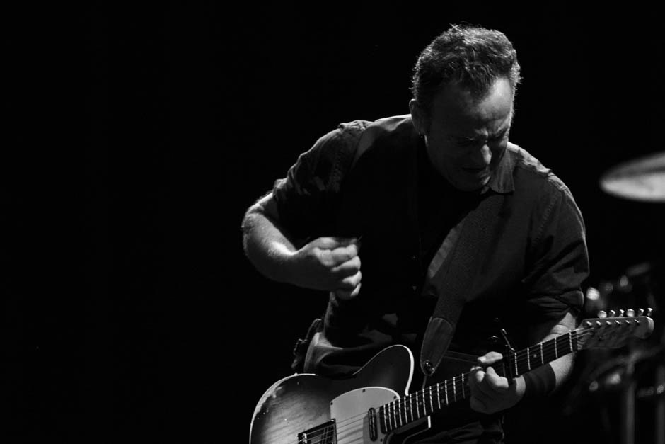 Bruce Springsteen | Piazza del Plebiscito, Napoli