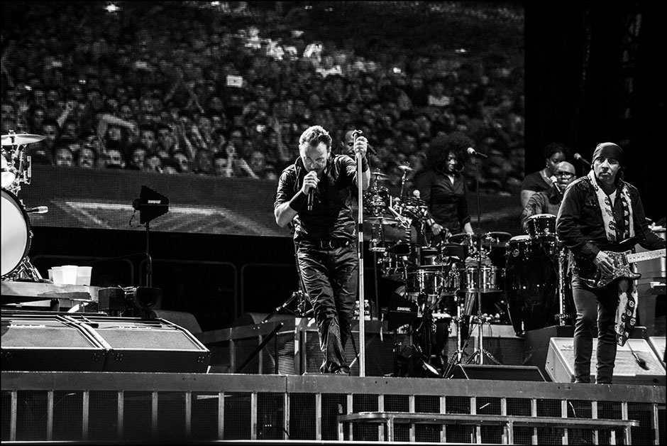 Bruce Springsteen and The E Street Band | Ippodromo delle Capannelle, Roma