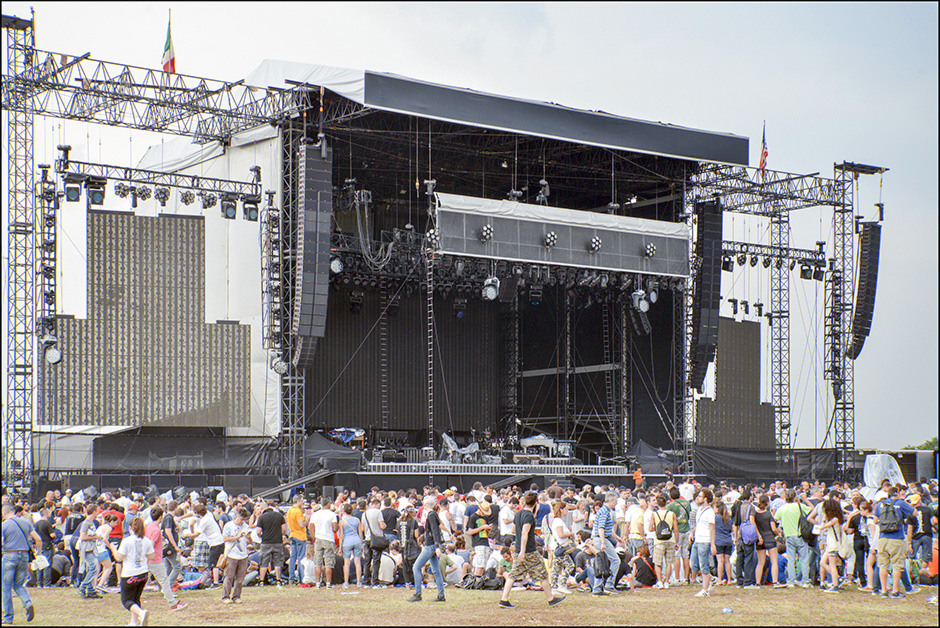 Bruce Springsteen and The E Street Band: il backstage | Ippodromo delle Capannelle, Roma