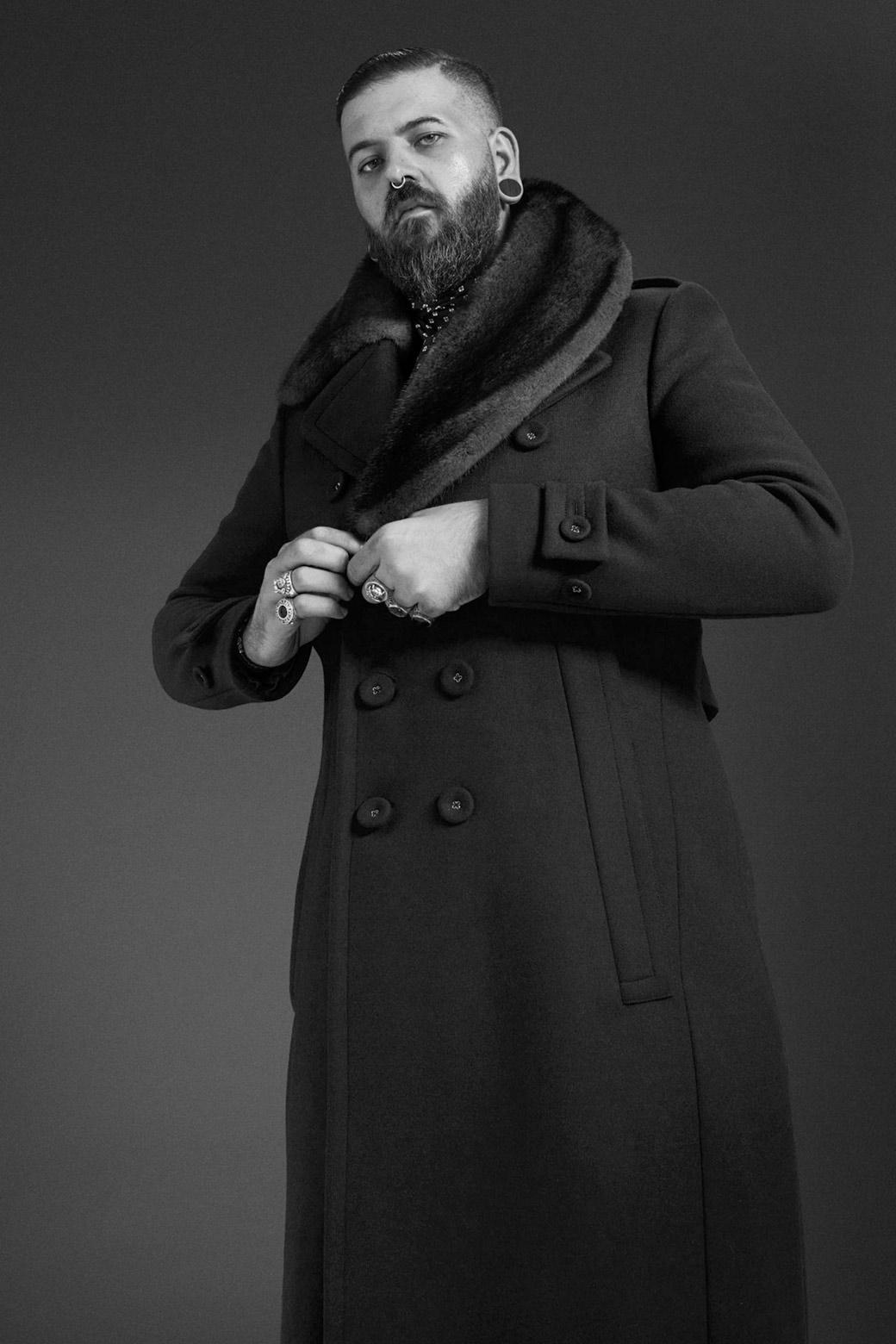 Foto Fabio Leidi. Style Edoardo Marchiori
