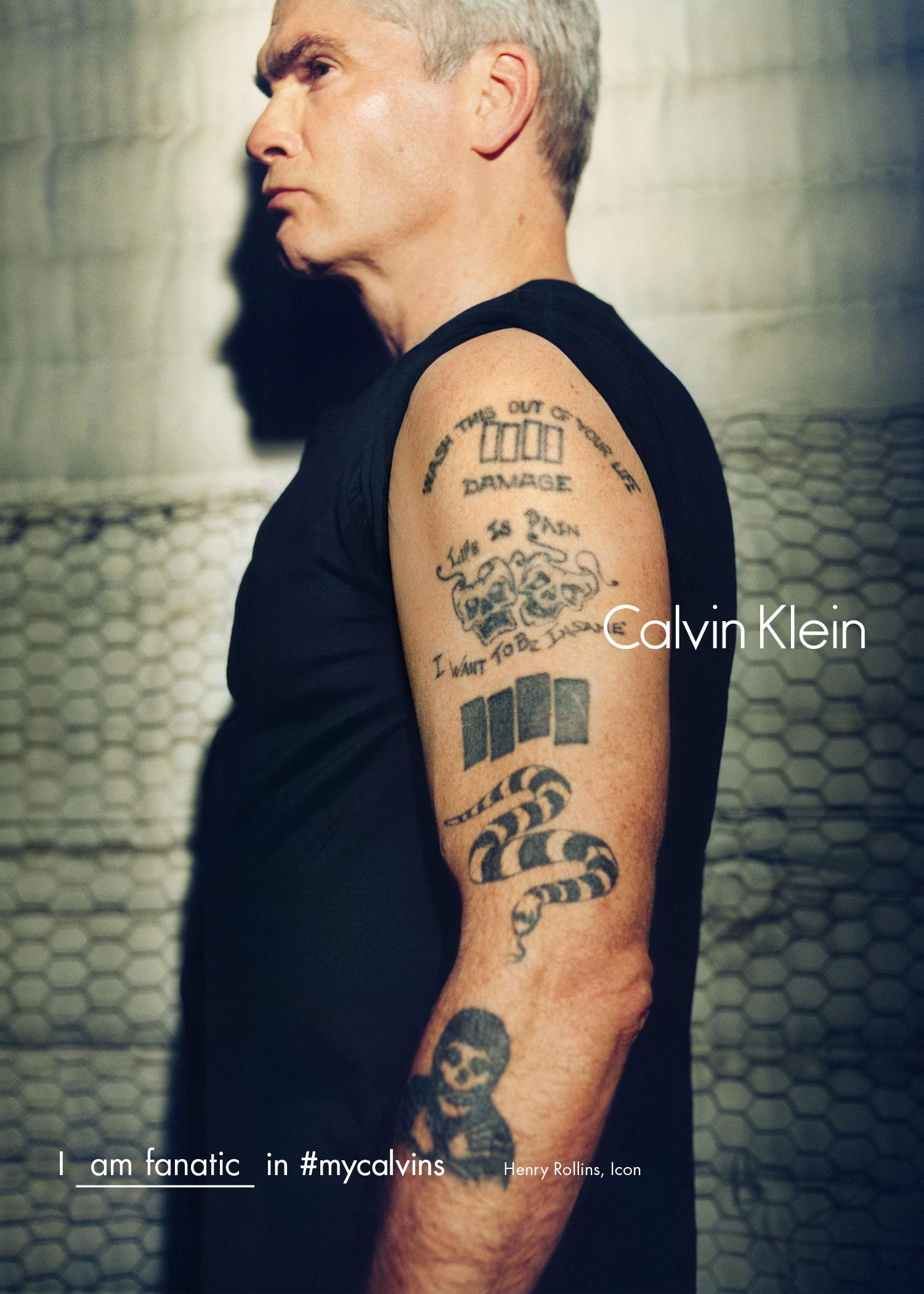 Henry Rollins. Foto: Tyrone Lebon