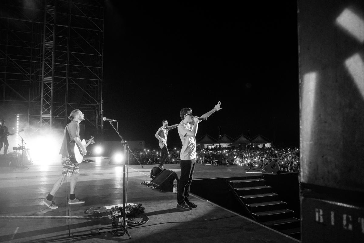 Carl Brave x Franco 126 @ Rock in Roma