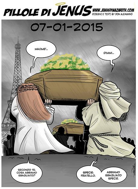 La strage di Charlie Hebdo: la satira risponde | Rolling