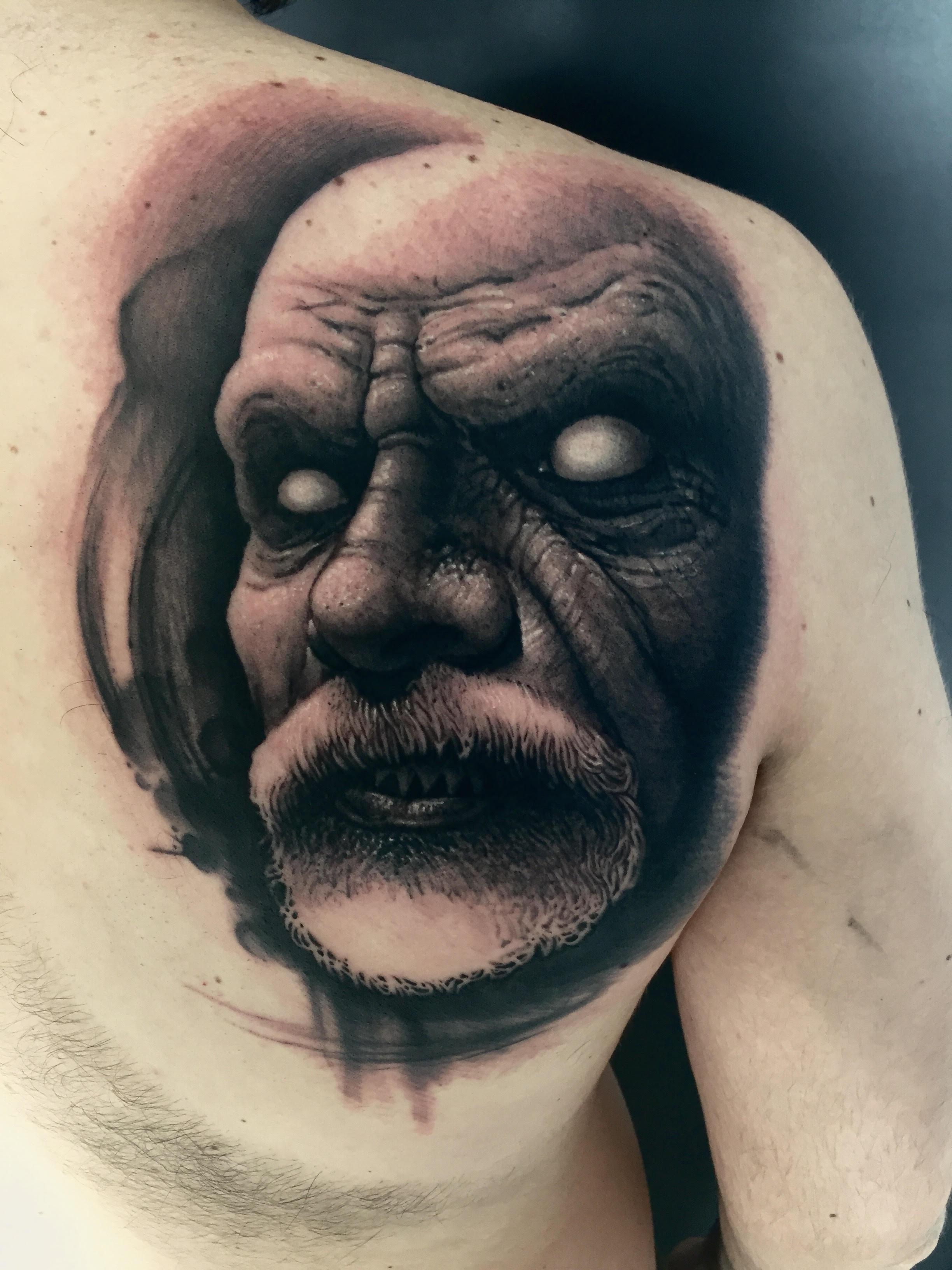 I tatuaggi di Clod the Ripper - Foto di Marco Annunziata