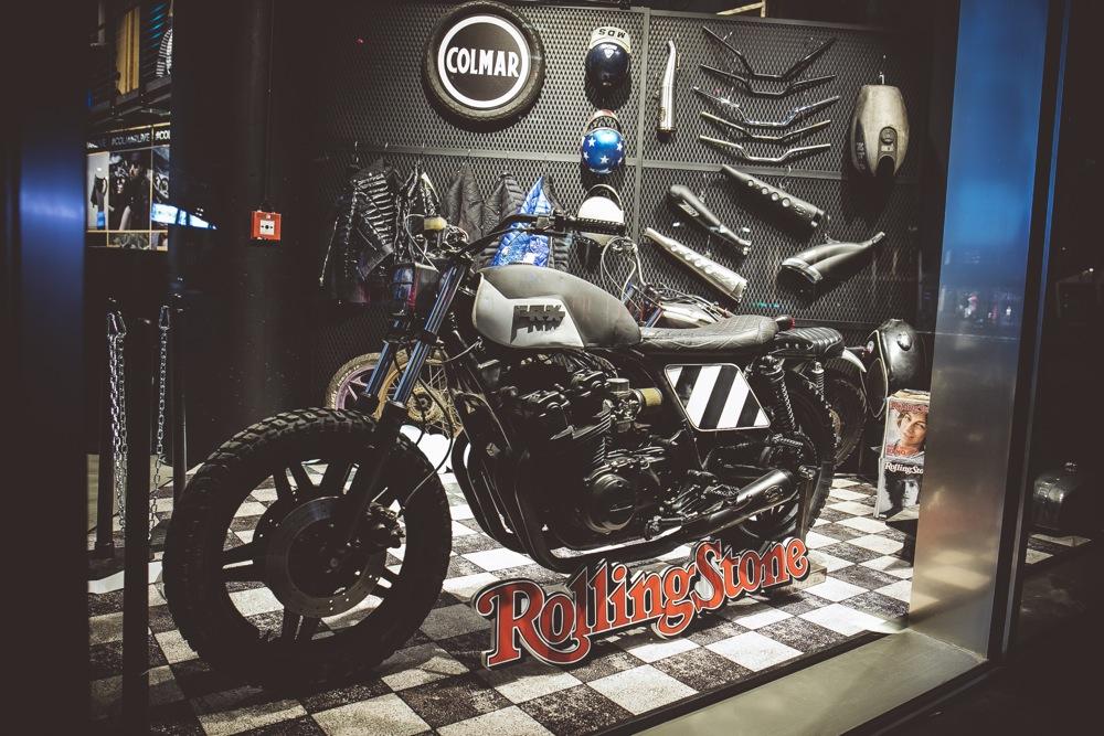 colmar originals presenta la capsule collection firmata anvil motociclette rolling stone italia. Black Bedroom Furniture Sets. Home Design Ideas