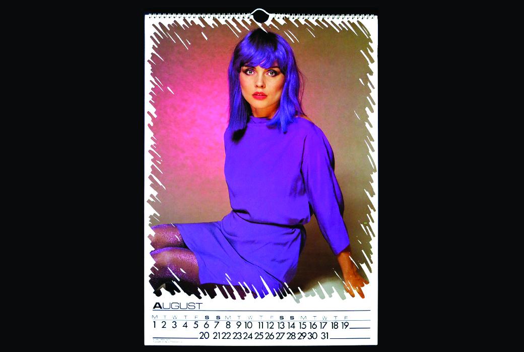 """Debbie Harry: """"The Official Calendar 1983"""""""