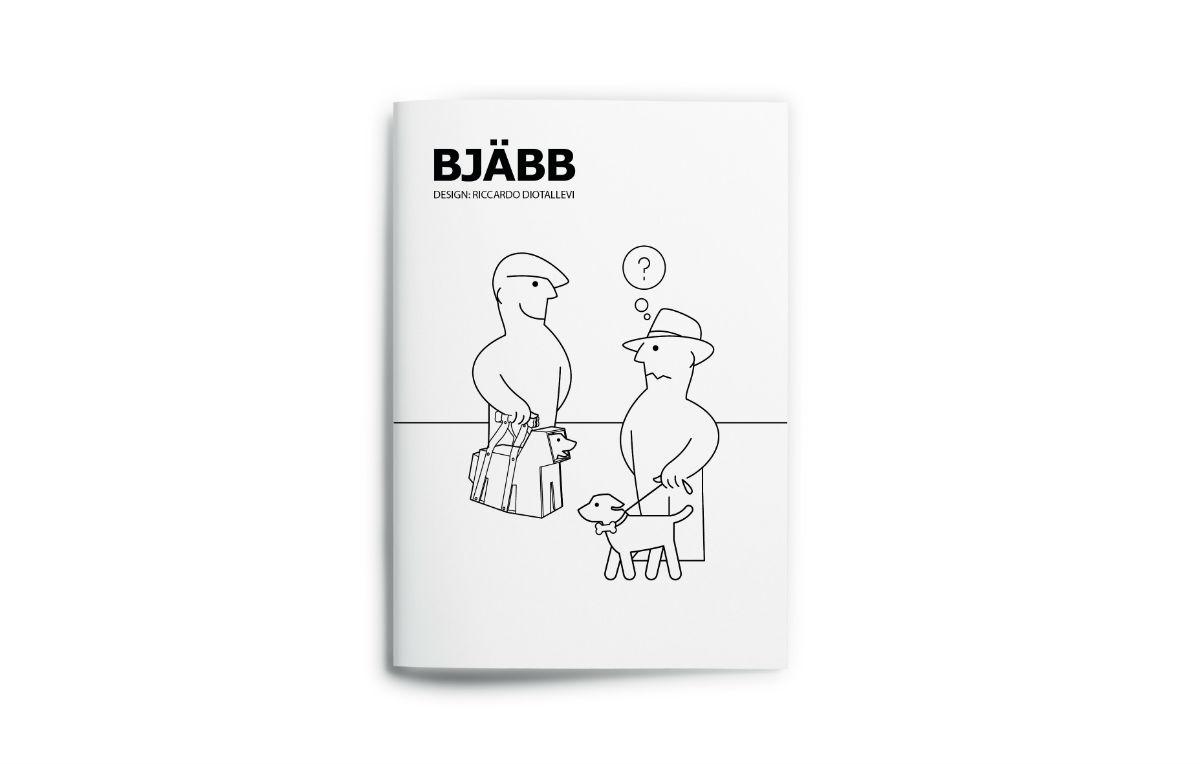 BJéBB, l'idea di Riccardo Diatallevi