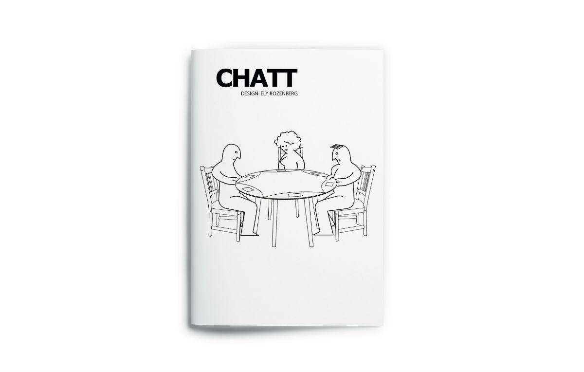 CHATT, l'idea di Ely Rozenberg