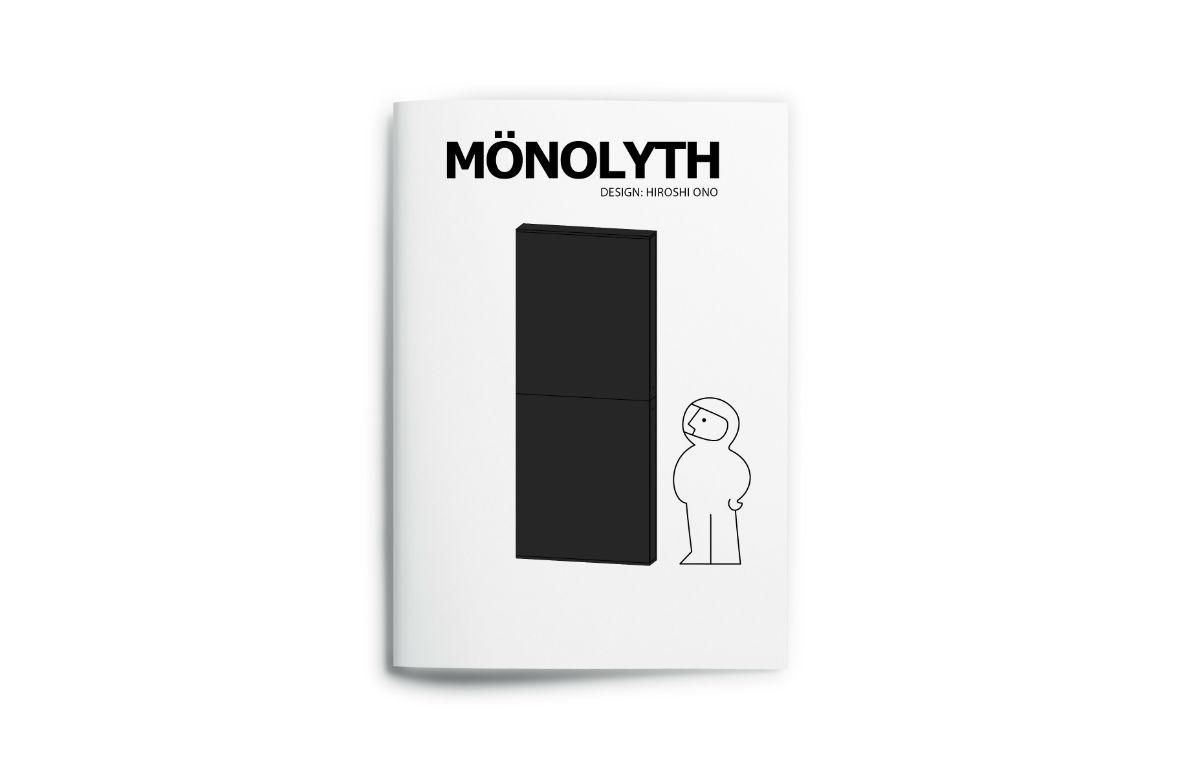 MôNOLYTH, l'idea di Hiroshi Ono