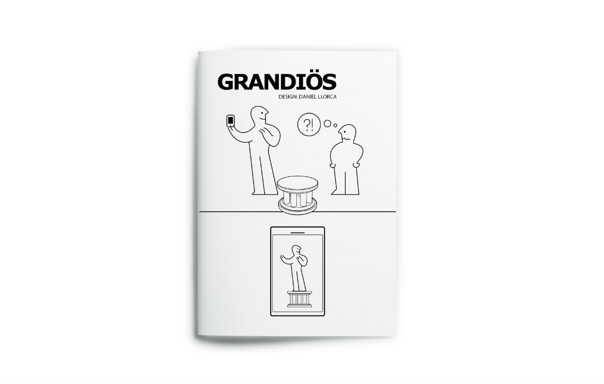 GRANDIôS, l'idea di Daniel LLorca