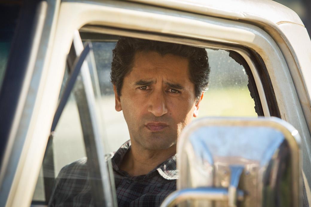Cliff Curtis è Travis nel secondo episodio di Fear the Walking Dead - Foto di Justina Mintz/AMC