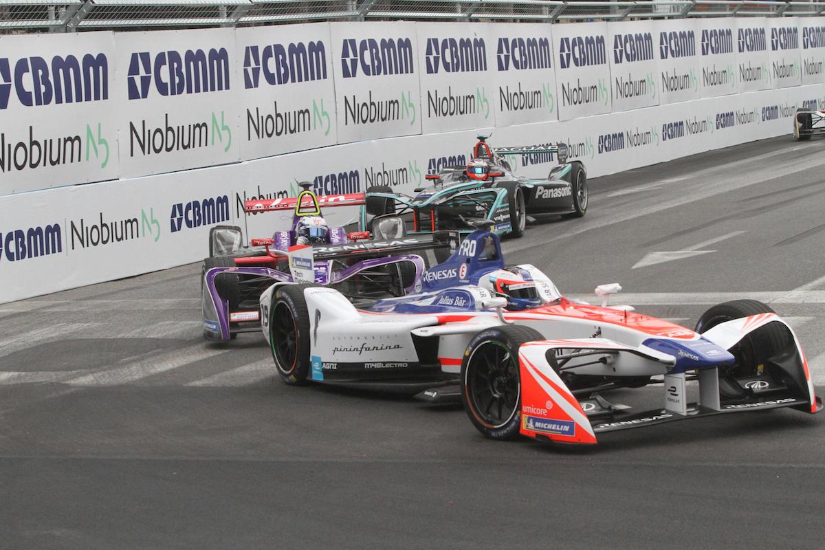La gara di Formula E a Roma
