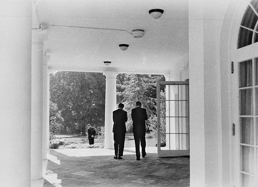 © Cecil Stoughton / John F. Kennedy Presidential Library and Museum