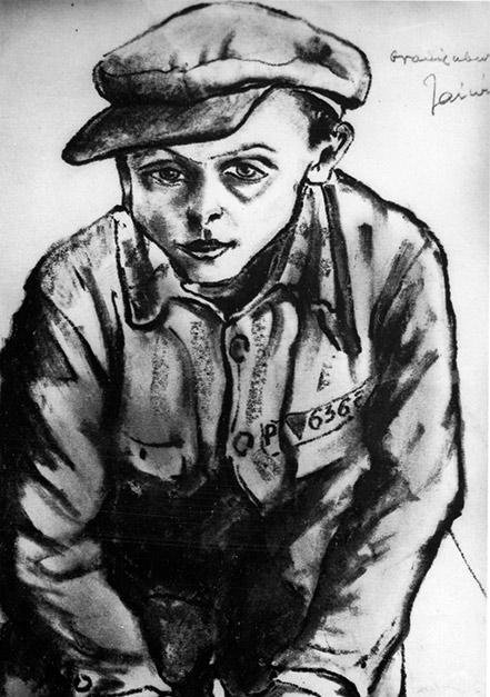 Jazwiecki Franciszek, nato in Polonia, 1900