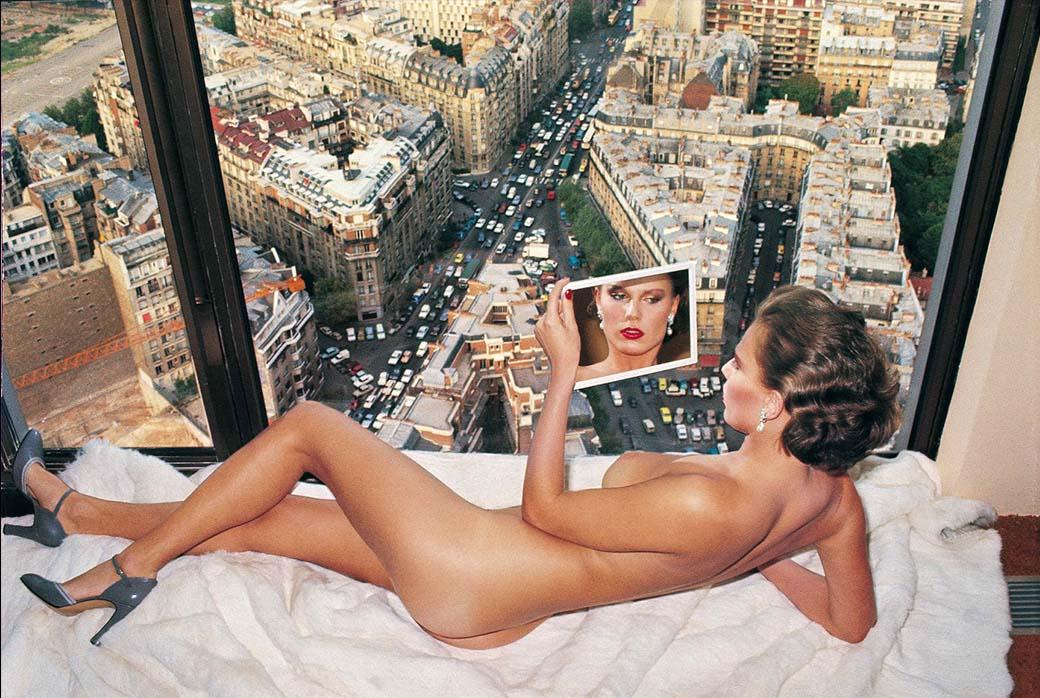 Foto Helmut Newton - © Helmut Newton Estate