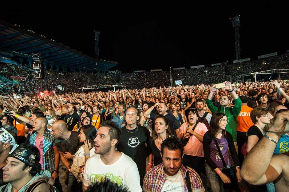 Il popolo di Vasco | 26 giugno 2013 - Stadio Dall\'Ara, Bologna