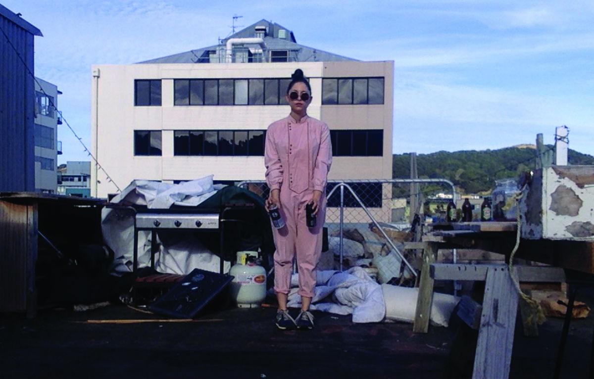 Judy Rhum è uno dei 6 artisti conivolti da Just Cavalli per reinterpretare il logo del brand in chiave street art