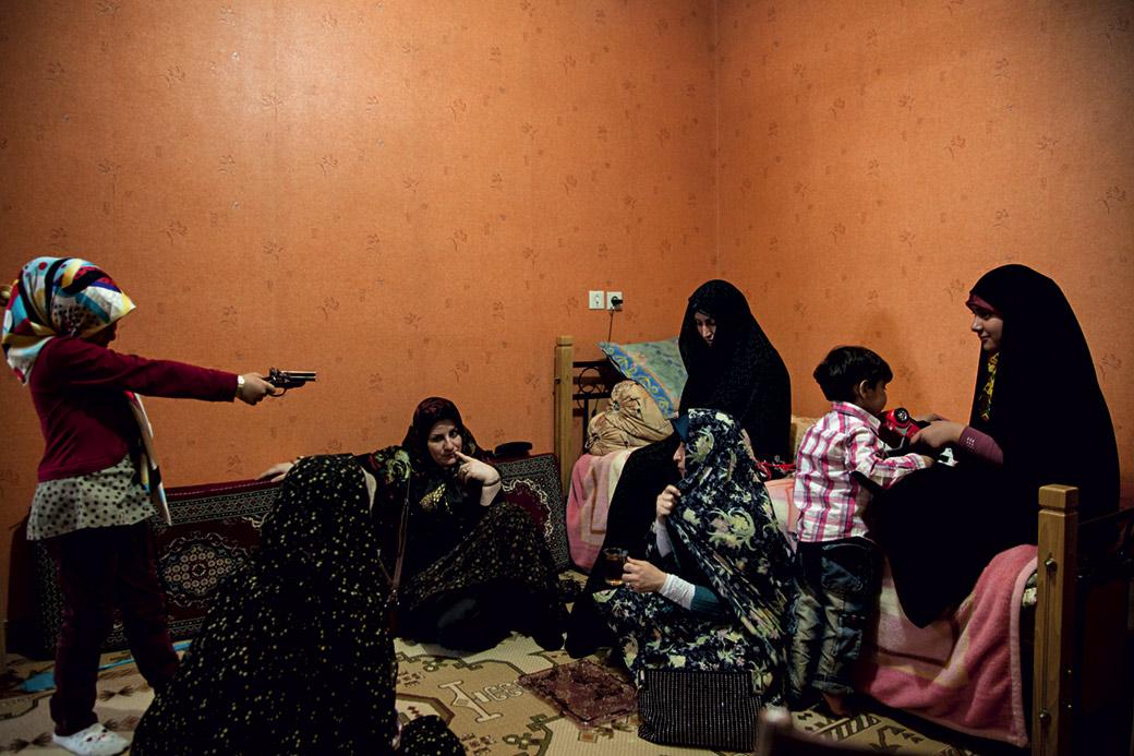 Foto Ali Tajik