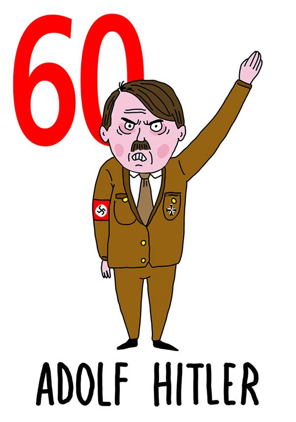60 - Hitler / se Lamenta (Si lamenta)