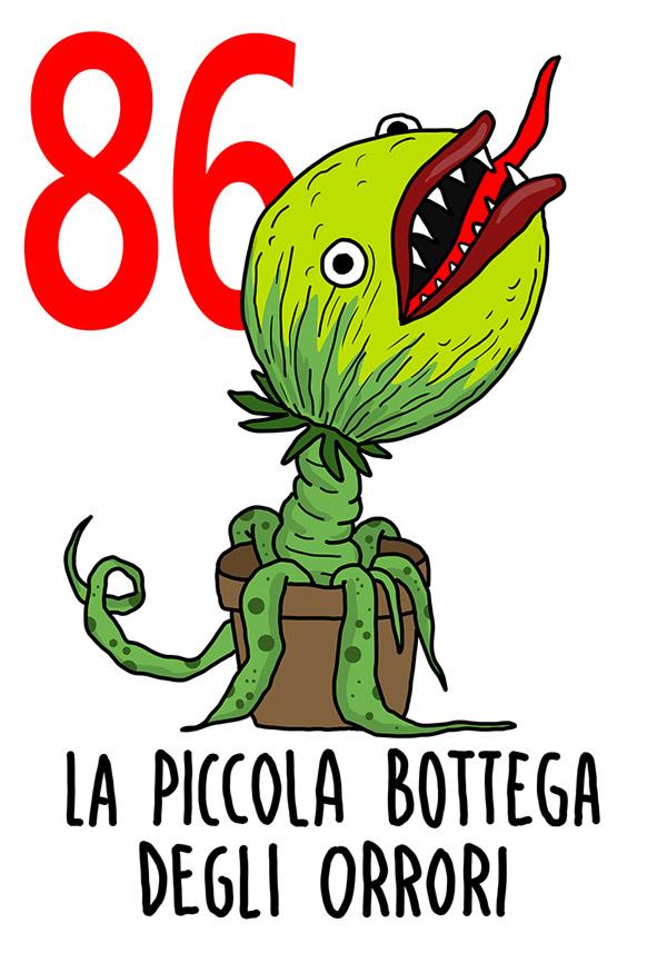 86 - Bottega / 'a Puteca (Il negozio)