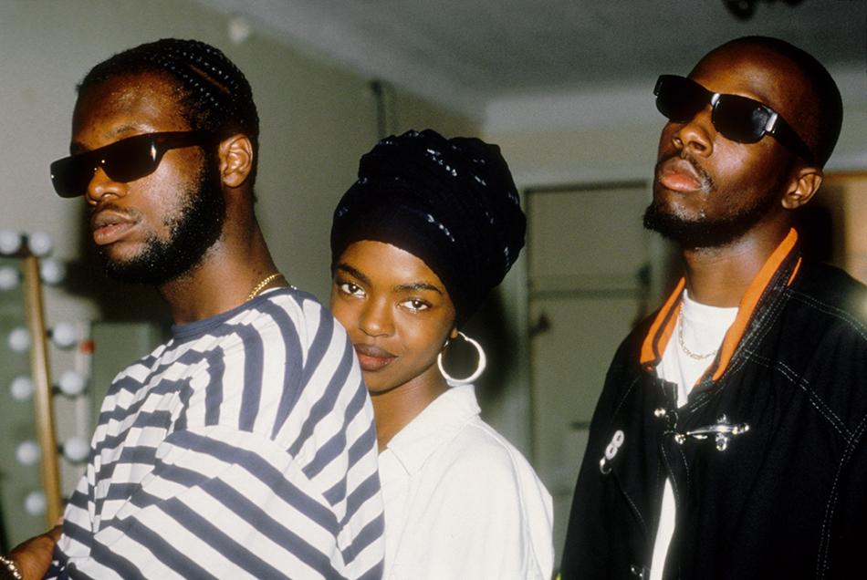 Lauryn Hill e i Fugees