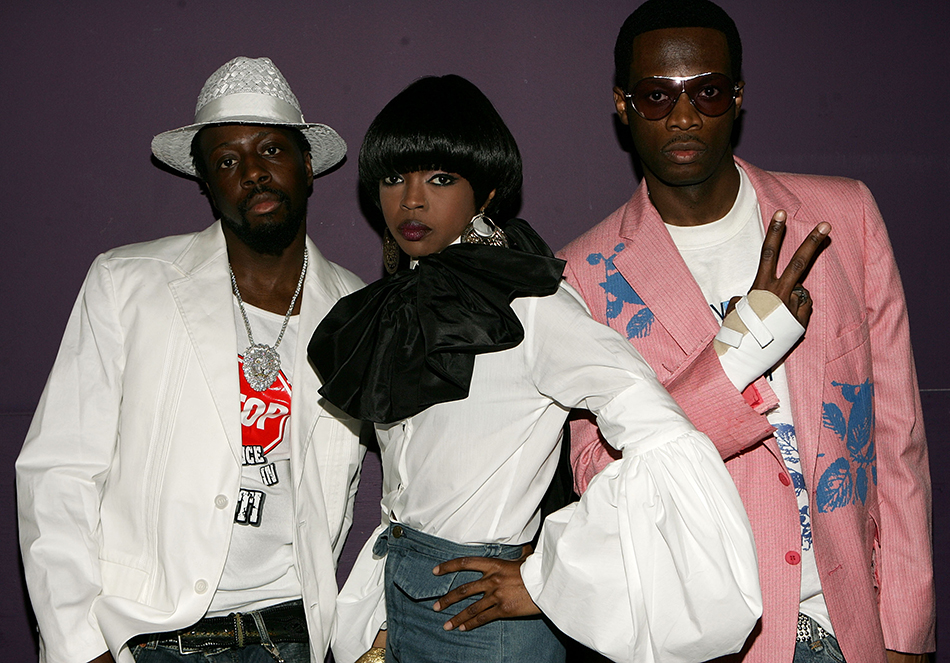 Lauryn Hill e i Fugees ai BET Awards