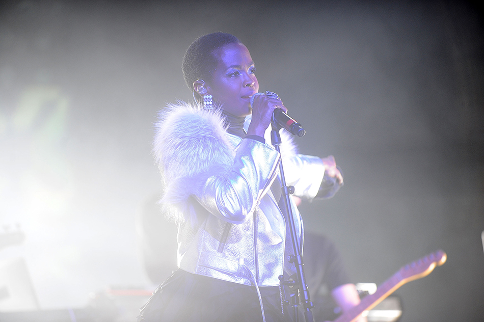 Lauryn Hill al Radio City Music Hall