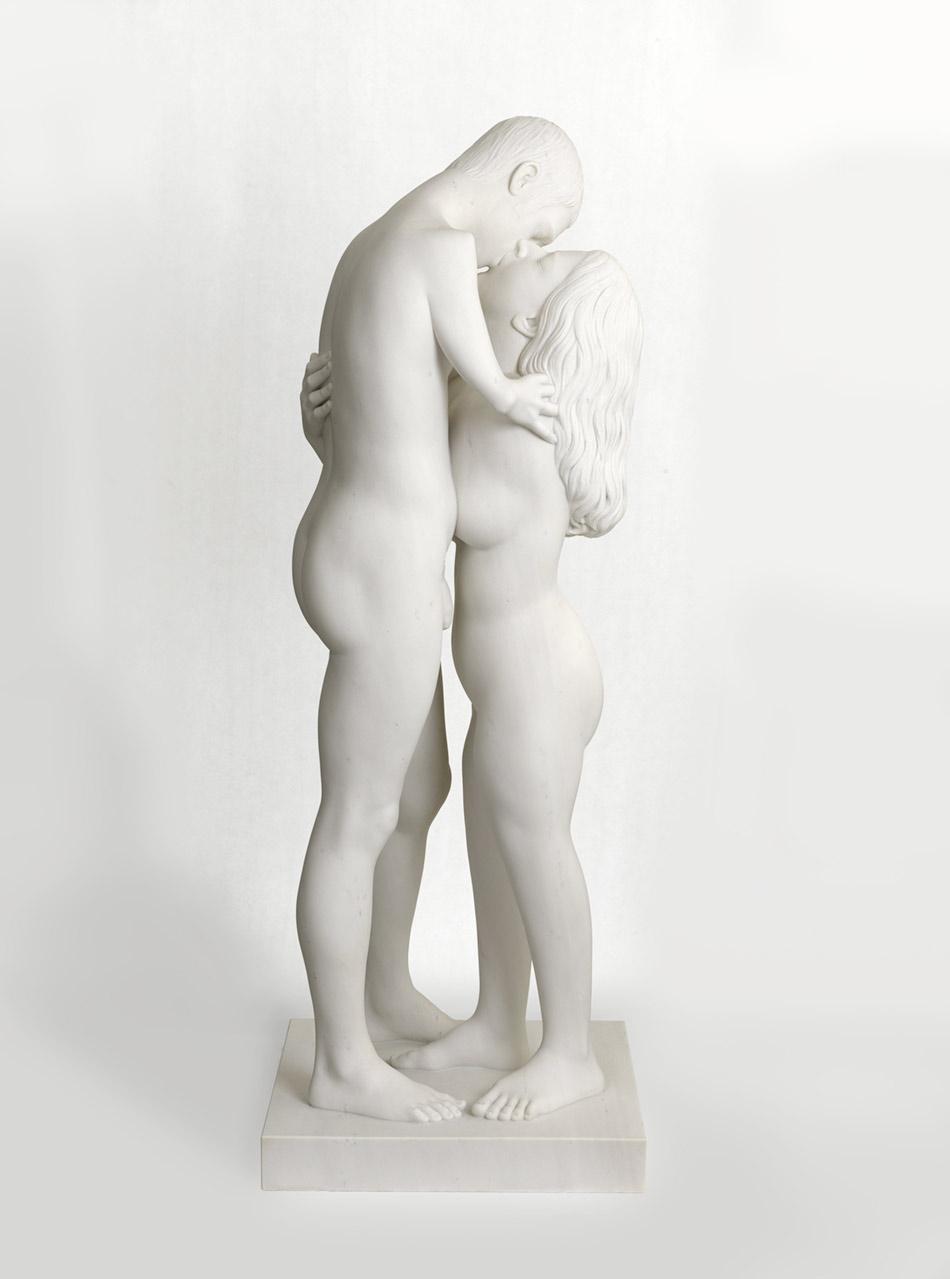 """""""Kiss"""", Marc Quinn"""