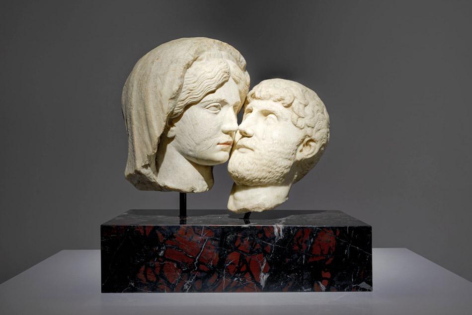 """""""The Eternal Kiss"""", Francesco Vezzoli"""