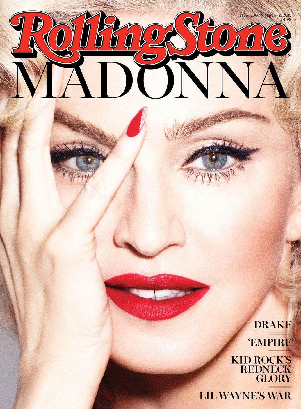 Rolling Stone Usa, Marzo 2015