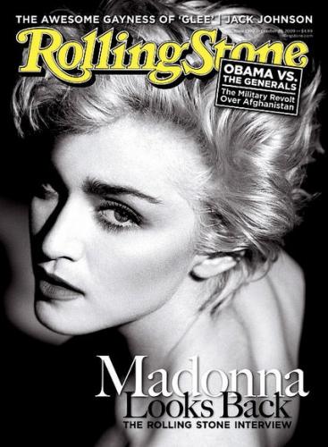 Rolling Stone Usa, Ottobre 2009