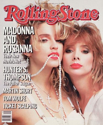 Rolling Stone Usa, Maggio 1985