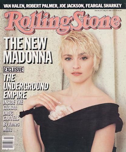 Rolling Stone Usa, Giugno 1986
