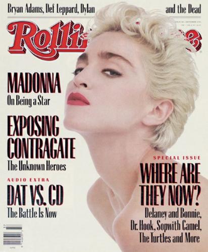 Rolling Stone Usa, Settembre 1987