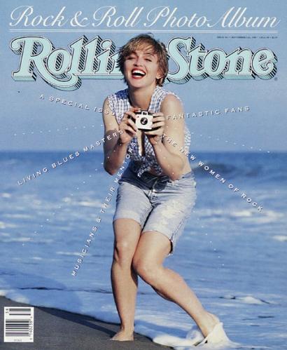 Rolling Stone Usa, Settembre 1989