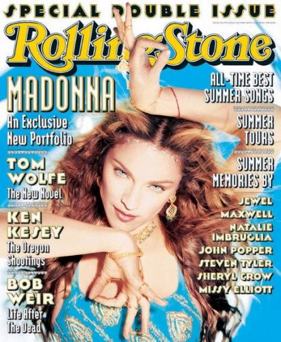 Rolling Stone Usa, Luglio 1998