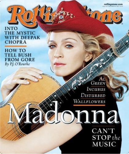 Rolling Stone Usa, Settembre 2000